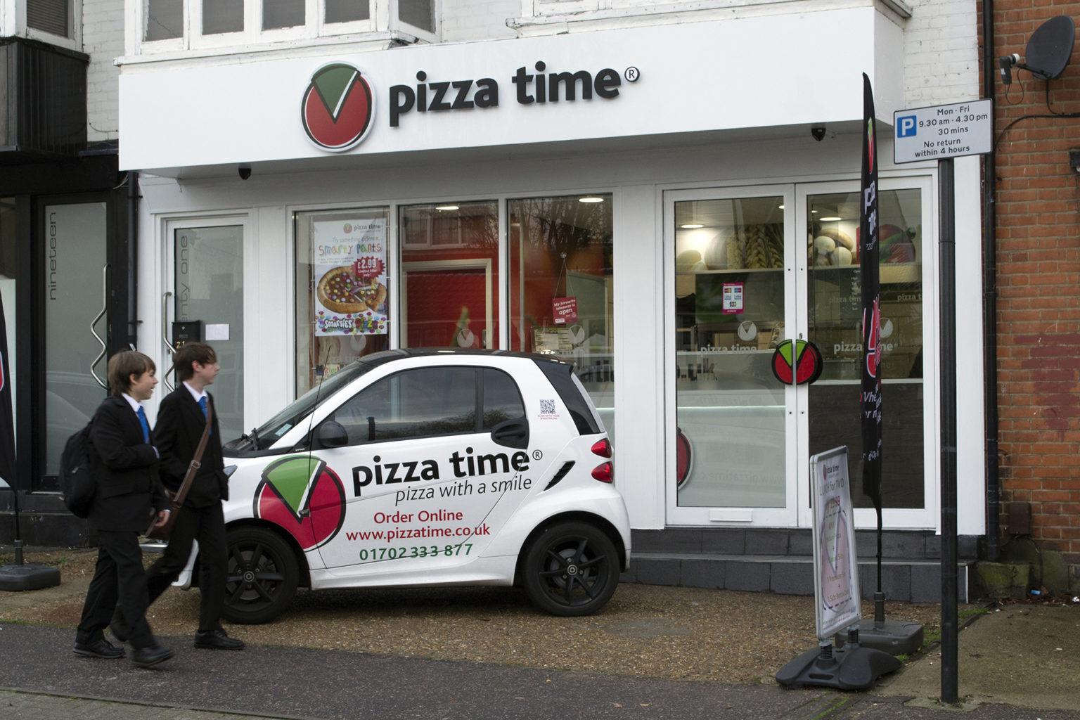 Pizza Time Southend - 01