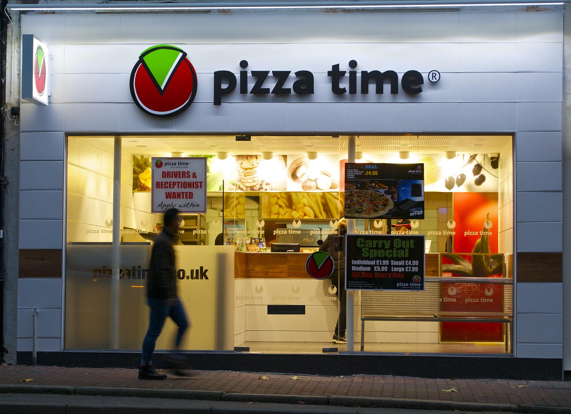 Pizza Time Farnborough - 061