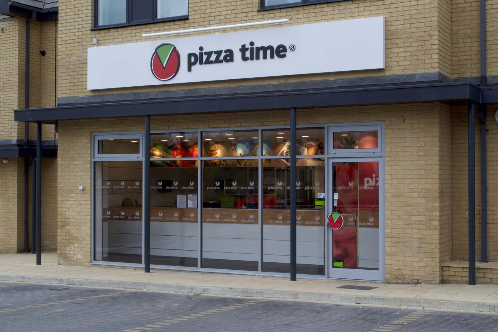 Pizza, Serving up a winning new recipe for Pizza Time UK, Tangent