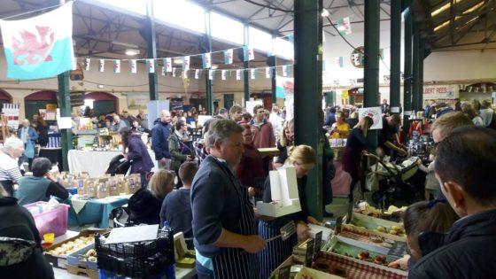 street, Brecon Beacons Food Festival, Tangent