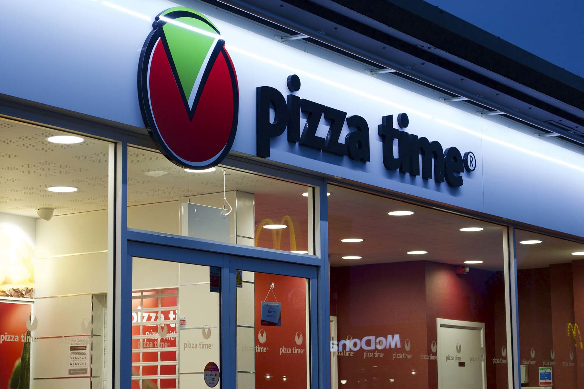 Pizza, Pizza Time ventures further north, Tangent, Tangent